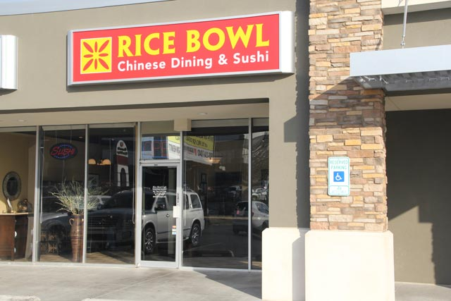 Rice Bowl Cafe Restuarant Photo
